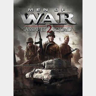 Men of War: Assault Squad 2 (PC) Steam Key GLOBAL