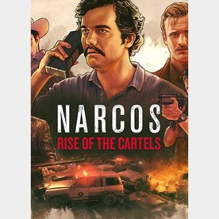 Narcos: Rise of the Cartels (PC) Steam Key GLOBAL