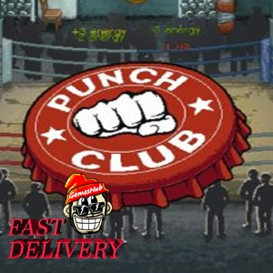Punch Club Steam Key GLOBAL