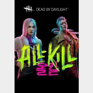 Dead by Daylight - All-Kill Chapter (DLC) Steam Key GLOBAL