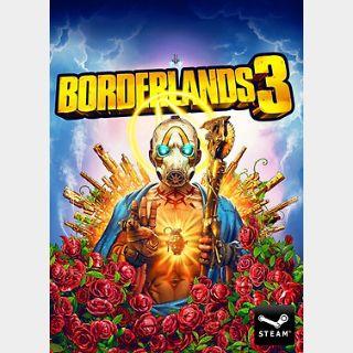 Borderlands 3 (PC) Steam Key GLOBAL