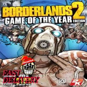 Borderlands 2 GOTY Steam Key GLOBAL