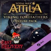 Total War: ATTILA - Viking Forefathers Culture Pack Key Steam GLOBAL
