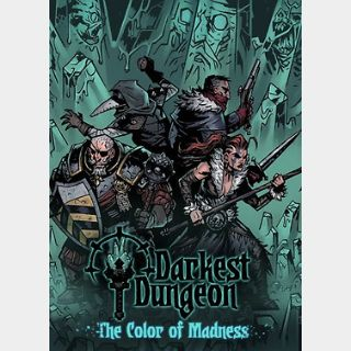 Darkest Dungeon: The Color Of Madness (PC) Steam Key GLOBAL