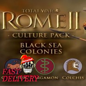 Total War: ROME II - Black Sea Colonies Culture Pack Key Steam GLOBAL