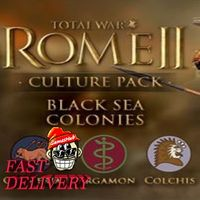 Total War: ROME II - Black Sea Colonies Culture Pack Key Steam GLOBAL