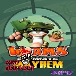 Worms: Ultimate Mayhem Steam Key GLOBAL