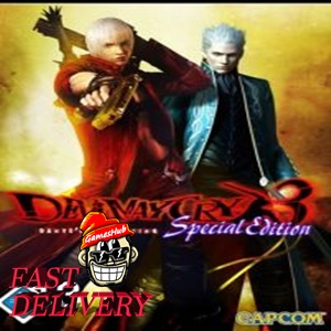 Devil May Cry 3 Special Edition Steam Key GLOBAL