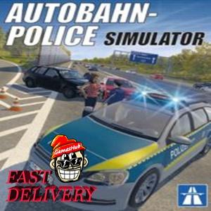 Autobahn Police Simulator Steam Key GLOBAL