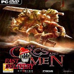 Of Orcs and Men Steam Key GLOBAL