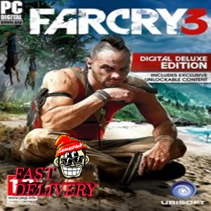 Far Cry 3 Deluxe Edition Steam Key GLOBAL