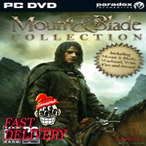 Mount & Blade Full Collection Steam Key GLOBAL