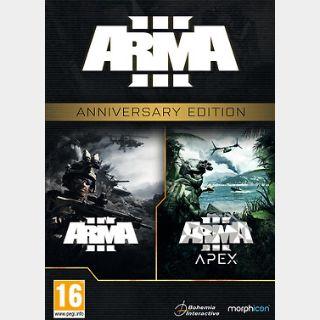 Arma 3: Anniversary Edition