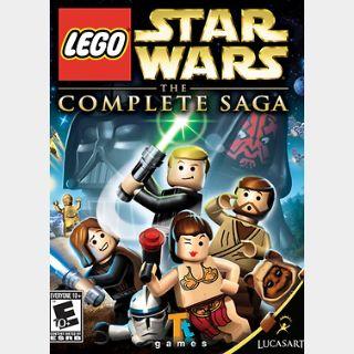 Lego Star Wars: The Complete Saga (PC) Steam Key GLOBAL