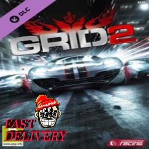 GRID 2 - Drift Pack Key Steam GLOBAL