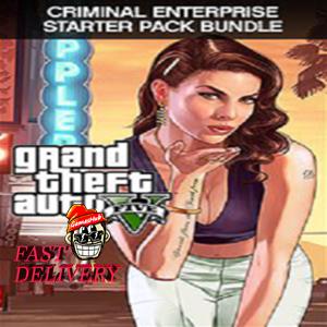 Grand Theft Auto V: Premium Online Edition Rockstar Key GLOBAL[GTA 5][GTA V]
