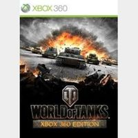 World of Tanks - Starter Edition (Xbox 360) Xbox Live Key GLOBAL