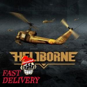 Heliborne Steam Key GLOBAL