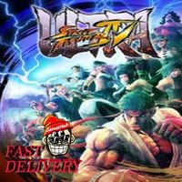 Ultra Street Fighter IV Steam Key EUROPE