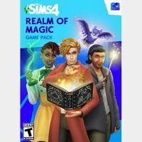 The Sims 4 - Realm of Magic (DLC) Origin Key GLOBAL