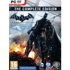 Batman: Arkham Origins - Complete Edition Steam Key GLOBAL