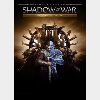 Middle-earth: Shadow of War Gold Edition (PC) Steam Key GLOBAL