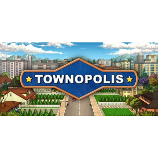 Townopolis Steam Key GLOBAL[INSTANT DELIVERY]