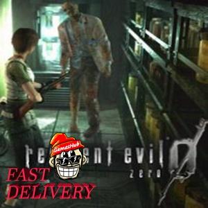 Resident Evil 0 / biohazard 0 HD REMASTER [STEAM][REGION:GLOBAL][KEY/CODE]