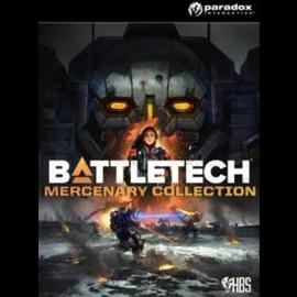 BATTLETECH Mercenary Collection Steam Key GLOBAL