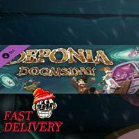 Deponia Doomsday Soundtrack Steam Key GLOBAL