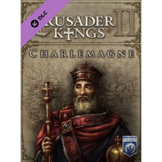 Crusader Kings II - Charlemagne Steam Key GLOBAL