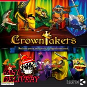 Crowntakers Steam Key GLOBAL