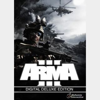 Arma 3 Deluxe Edition (PC) Steam Key GLOBAL