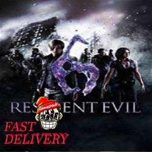 Resident Evil 6 [STEAM][REGION:GLOBAL][KEY/CODE]
