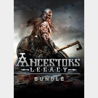 Ancestors Legacy Bundle (PC) Steam Key GLOBAL