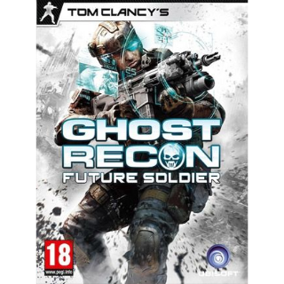Tom Clancy's Ghost Recon: Future Soldier Uplay Key GLOBAL