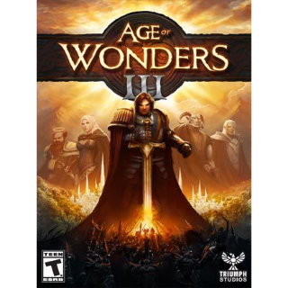 Age of Wonders 3 Deluxe Edition GOG.COM Key GLOBAL