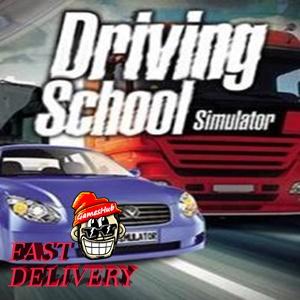 Driving School Simulator Steam Key GLOBAL