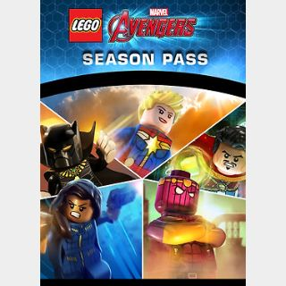 Lego Marvel's Avengers Season Pass (PC) Steam Key GLOBAL