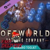 Offworld Trading Company - Scenario Toolkit DLC Steam Key GLOBAL