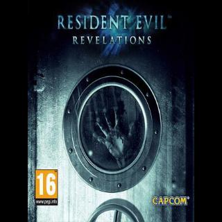 Resident Evil: Revelations Steam Key GLOBAL[Fast Delivery]
