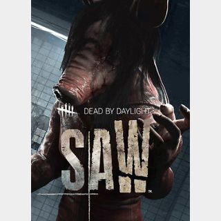 Dead by Daylight - the Saw Chapter (PC) Steam Key GLOBAL