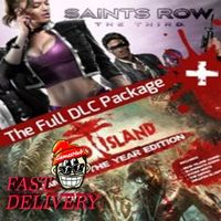 Dead Island GOTY and Saints Row: The Third - The Full Package Steam Key GLOBAL