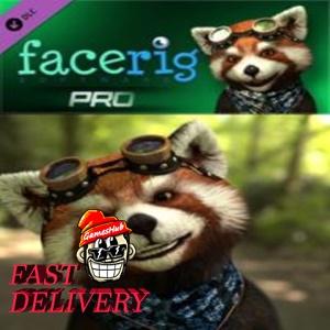 FaceRig Pro Upgrade Key Steam GLOBAL