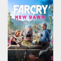 Far Cry New Dawn Standard Edition Uplay Key EUROPE