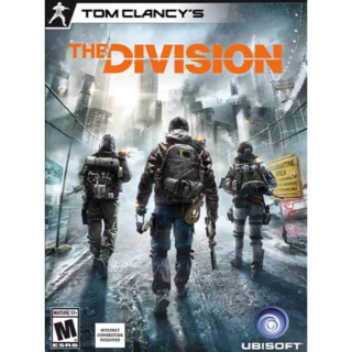 Tom Clancy's The Division Uplay Key NORTH AMERICA