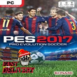 Pro Evolution Soccer 2017 Steam Key GLOBAL