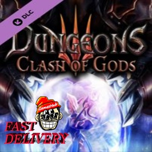 Dungeons 3 - Clash of Gods Steam Key GLOBAL