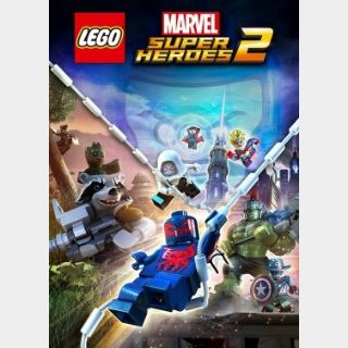 LEGO Marvel Super Heroes 2 (PC) Steam Key GLOBAL