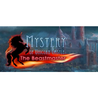 Mystery of Unicorn Castle: The Beastmaster Steam Key GLOBAL[INSTANT DELIVERY]